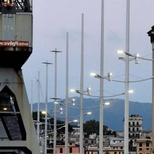 PROGETTAZIONE IMPIANTISTICA – Magazzini di cotone di Genova