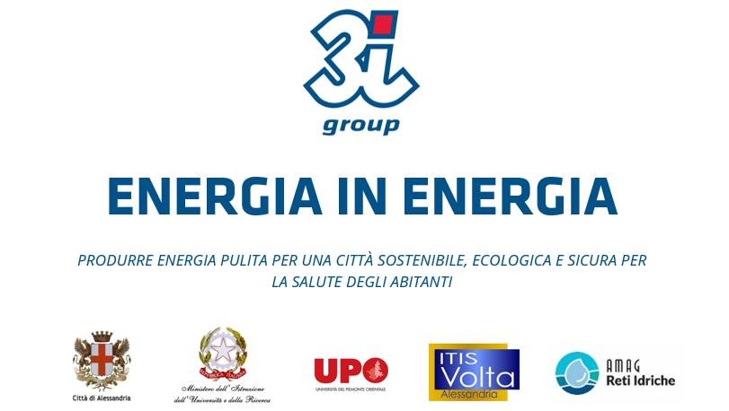 Sono aperte le iscrizione alla gara di scienze ENERGIA IN ENERGIA