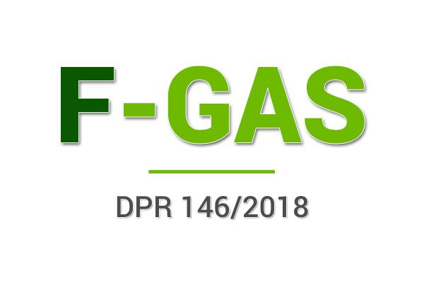 Maggio 2019: Dichiarazione FGas NON prevista