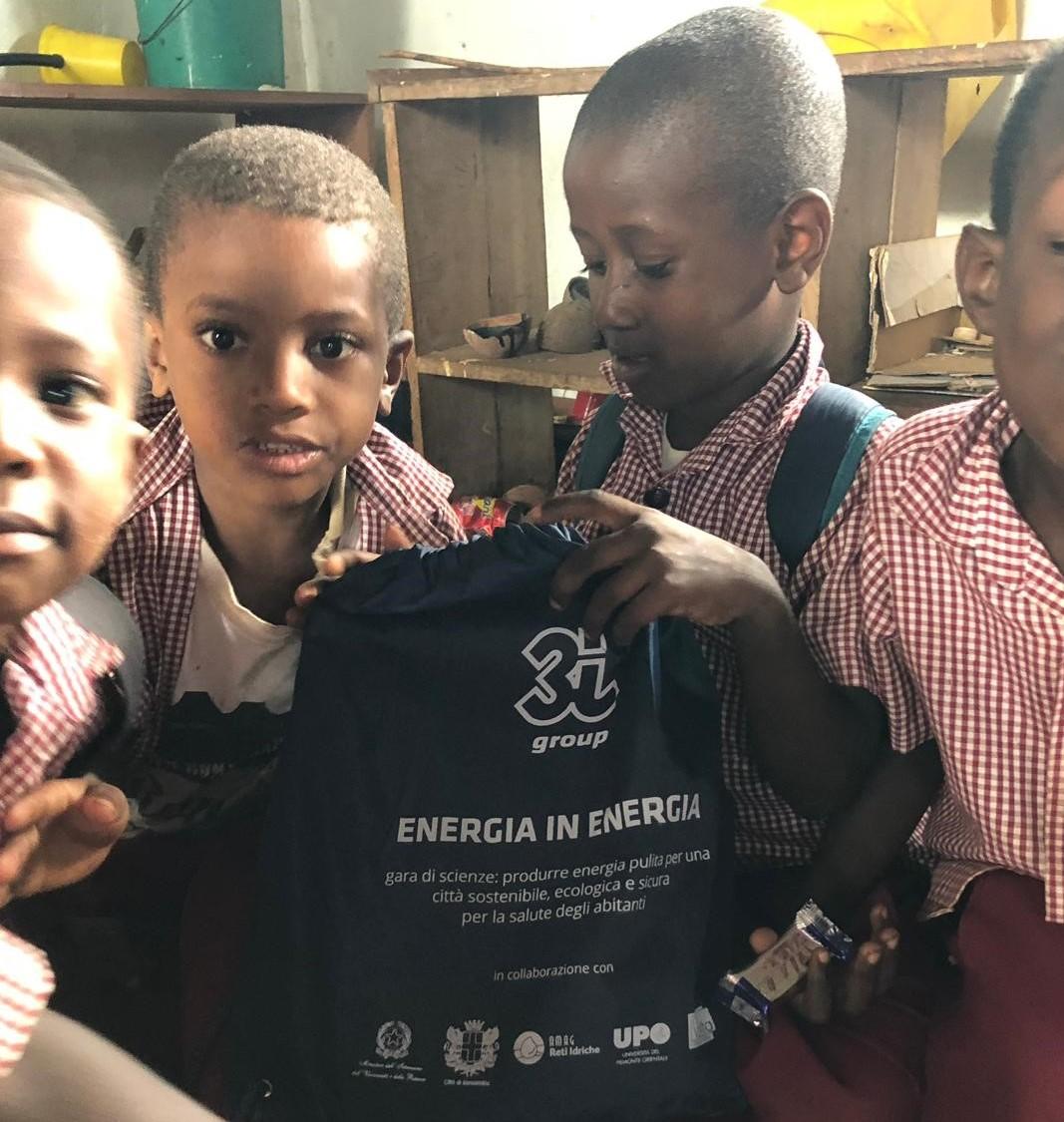 Il progetto Energia in Energia vola a Zanzibar