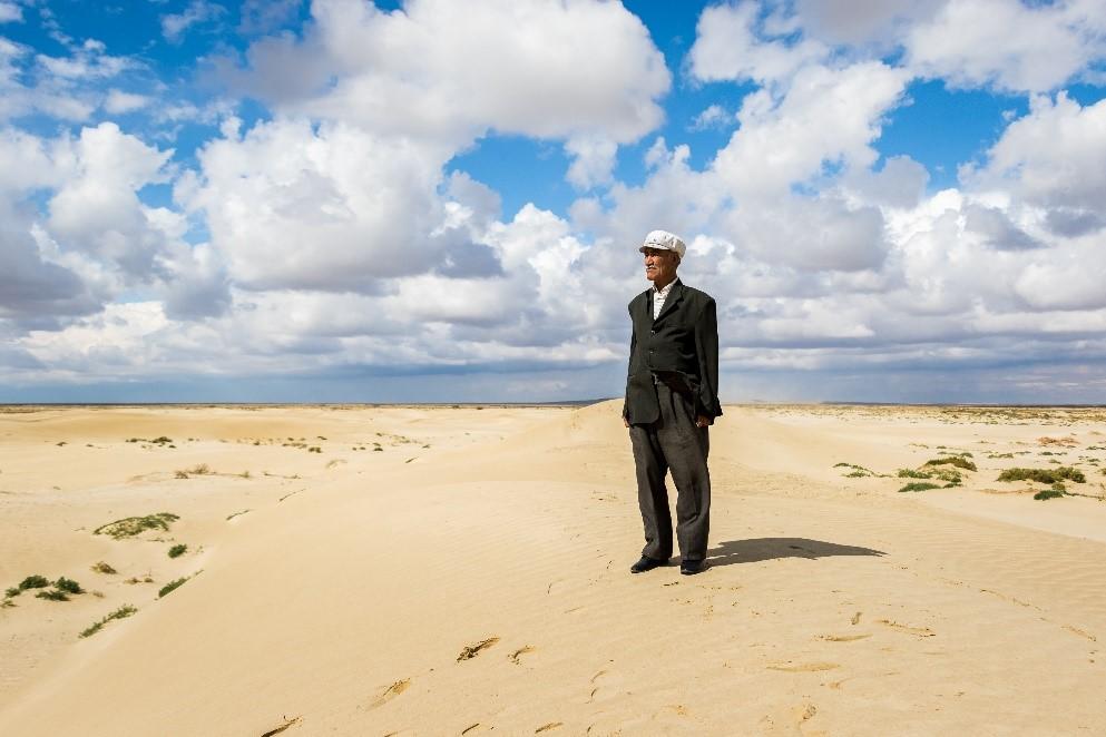 L'esempio di disastro ecologico: il lago Aral