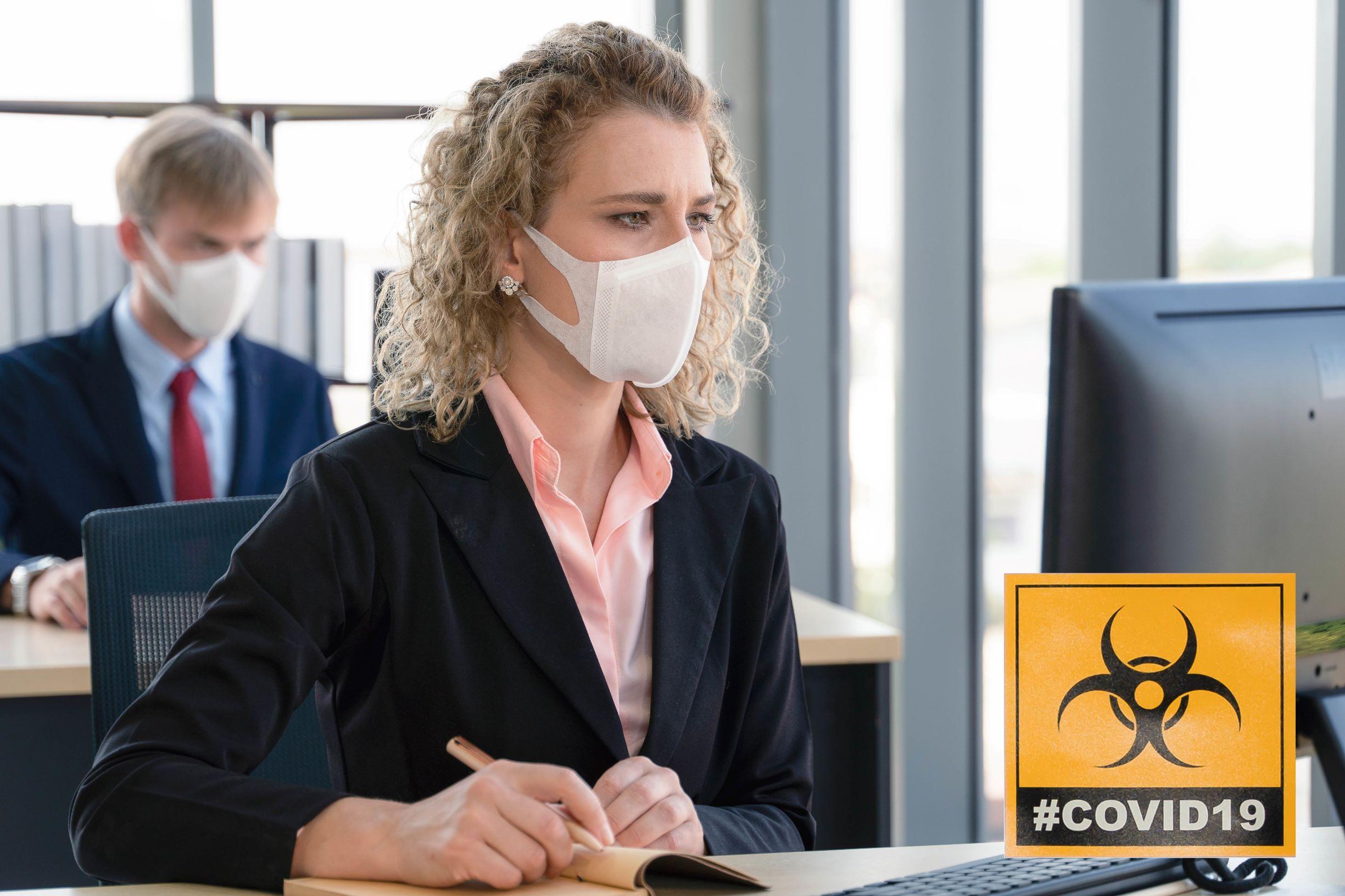 Contenimento del virus Covid-19 negli ambienti di lavoro