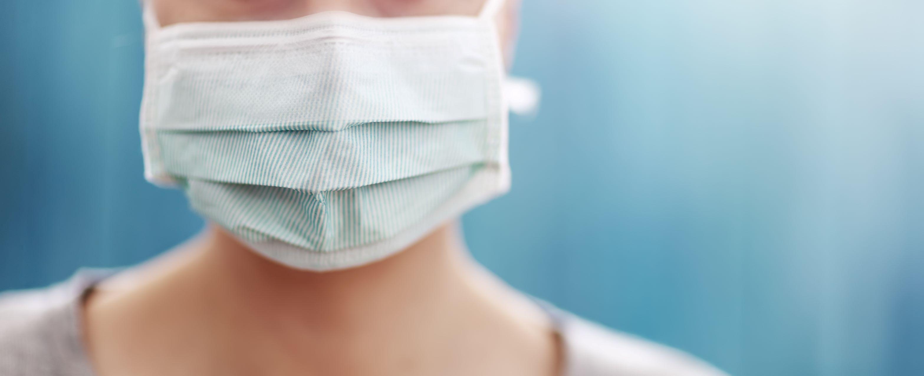 Covid-19: mascherine come dispositivi di protezione collettiva