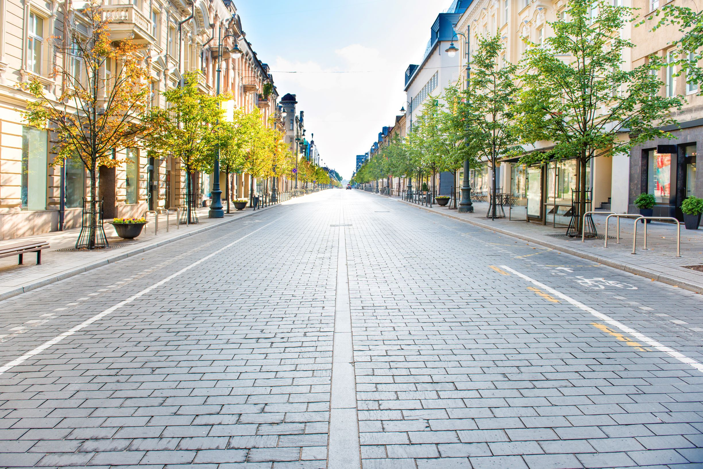 Come sarebbero le nostre città senza auto
