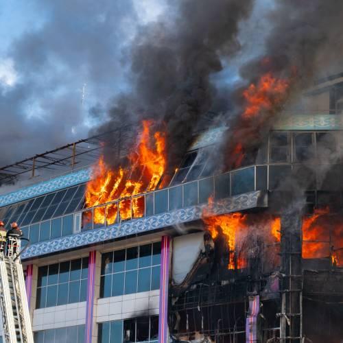 Le sfide del calcolo strutturale in caso d'incendio